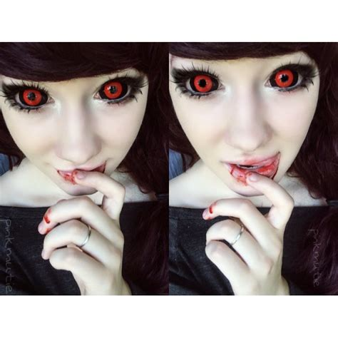 sclera tattooing cosmetic town tokyo ghoul sclera contacts lenses are in stock now