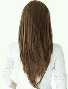 with hair that comes to a point 17 migliori idee su cortes modernos para mujeres su