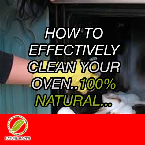 how to clean your oven naturally vintage cleaning tip how to clean an oven naturally