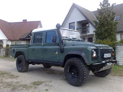 land rover 130 land rover defender 130 dc hcpu 2 4 td4 90kw auto24 ee