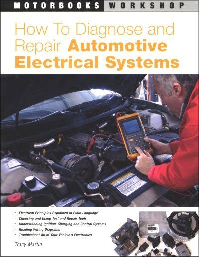 automotive engines diagnosis repair rebuilding books how to diagnose and repair automotive electrical systems
