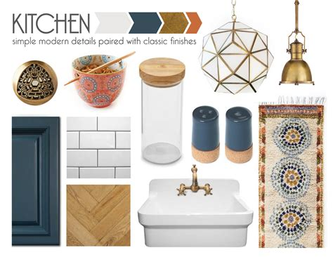 Kitchen Mood Board I Just Finished Interiordesign