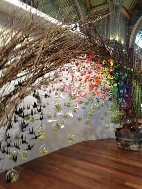 Origami Crane Wedding Decoration - best 25 1000 cranes ideas on 1000 paper