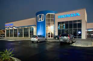 Honda Dealership Honda Dealership Showcases Signature Design Clad In Alucobond