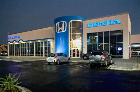 Open Two Story Floor Plans by Honda Dealership Showcases Signature Design Clad In Alucobond