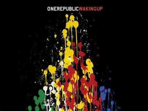 onerepublic feel again mp3 download onerepublic all the right moves album waking up 2009