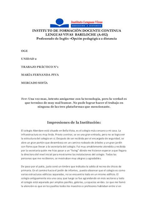 cursos capacitacion docente jujuy 2016 instituto lenguas vivas bariloche instituto lenguas vivas