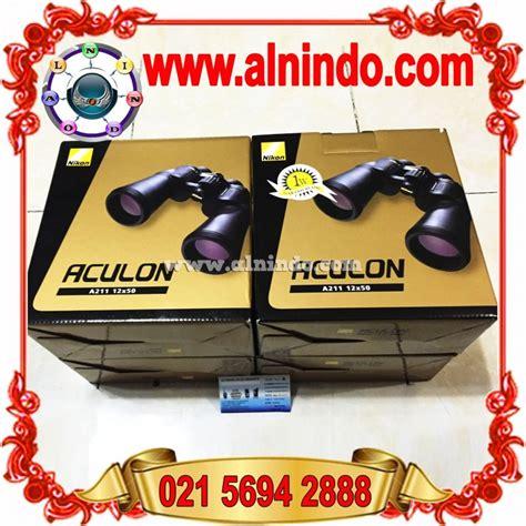 Teropong Binocular Nikon Aculon 12x50 teropong nikon aculon a211 12x50