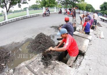 Kapan Air Turun proyek drainase kota wates kapan digarap jogjapolitan 187 harian jogja