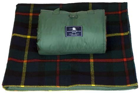 tartan picnic rug waterproof macleod of harris tartan waterproof picnic rug