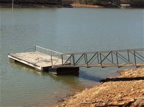 used boat lifts for sale tennessee casey custom docks aluminum boat docks and gangways