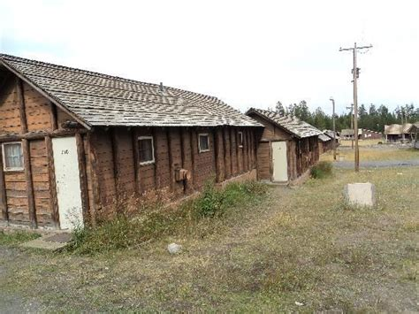 Lake Lodge Cabins Yellowstone Reviews by Dissapointing That Xanterra Would Let A Property Get To