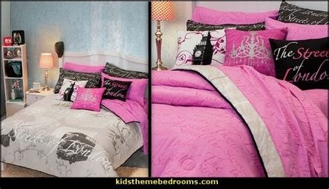 london themed comforter set decorating theme bedrooms maries manor travel theme
