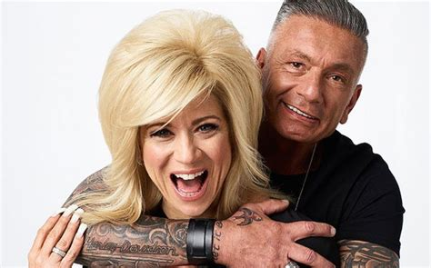 long island medium age actress theresa caputo and husband larry caputo announced