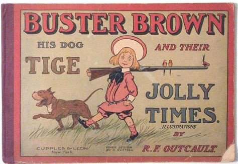 buster brown s tige buster brown s pittie me likey