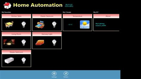 isy home automation for windows 8 and 8 1