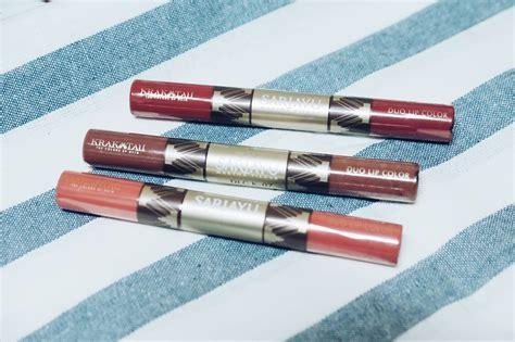 Warna Dan Lipstik Sariayu tren warna sariayu 2016 semua tentang lipstik