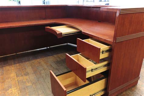 arnold reception desks lamboo arnold companies