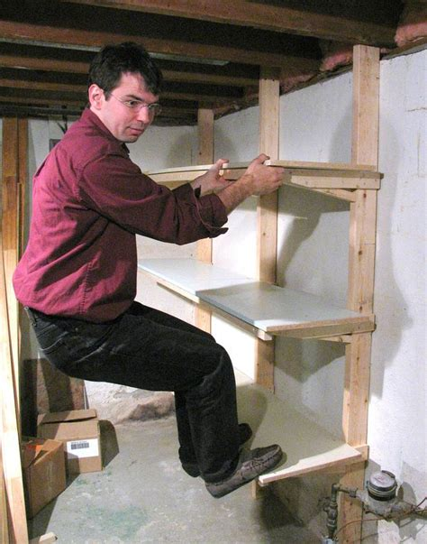 How To Build Shelf by How To Build Shelves