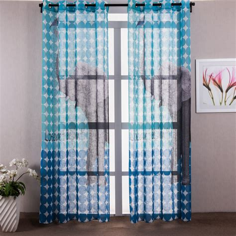 Curtains For Decoration Window Panel Drape Curtain Door Linen Kitchen Curtains