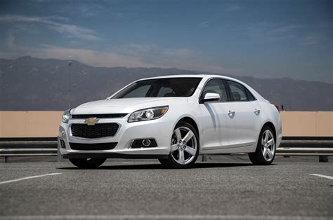 Chevrolet Malibu 2015 Review Cars Other Things We Wish Had Been Better In 2014 Photo