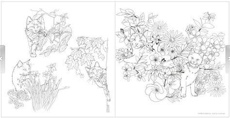 87 Coloring Book Korean The Secret Garden Colouring