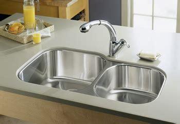 Kohler Undertone Kitchen Sink by Kohler K 3356 Na Undertone Large Medium Undercounter
