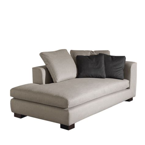double chaise sofa choosing double chaise lounge sofa prefab homes