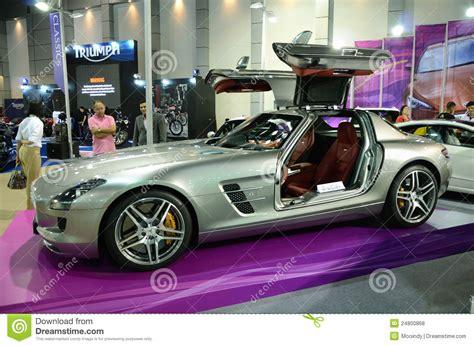 Thailand Super Car & Import Car Show Editorial Photo