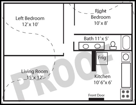 college floor plans college apartments hornet residential