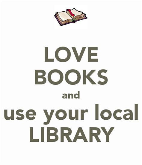 how to enjoy your and your books books and use your local library
