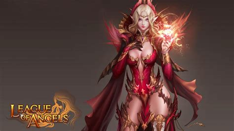 league  angels dragon empress lone hero