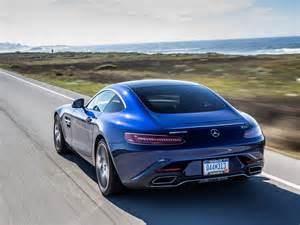 Mercedes Sports Coupe The Glorious Gt S Heralds A New Era For Mercedes Sports