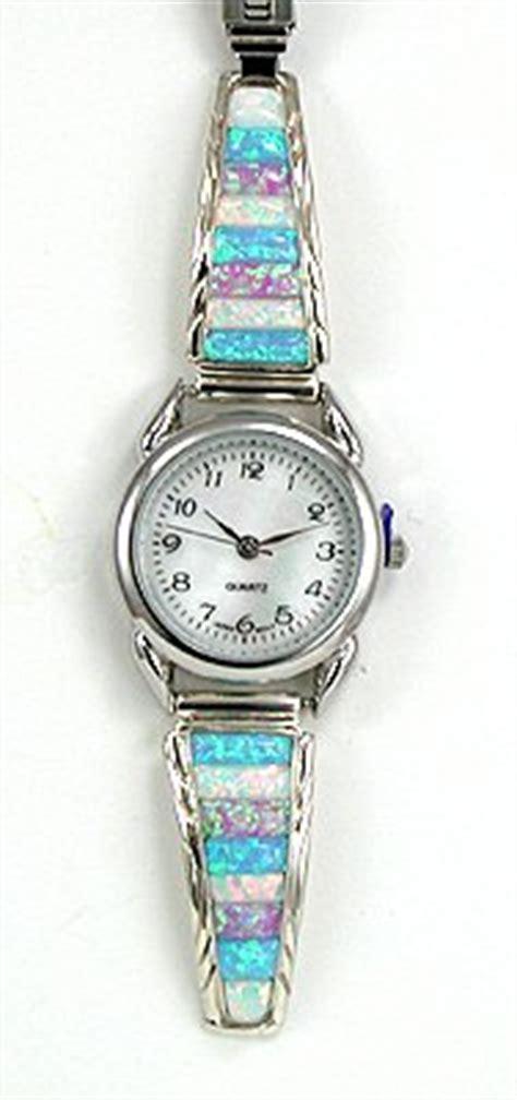 Handmade American Watches - american francisco navajo sterling silver
