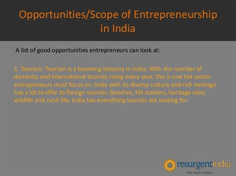 Scope Of Part Time Mba In India by Igniting Minds For Entrepreneurship