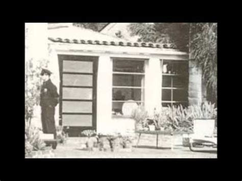 Marilyn Monroe House Address by Marilyn Monroe S Last Home Then And Now Youtube