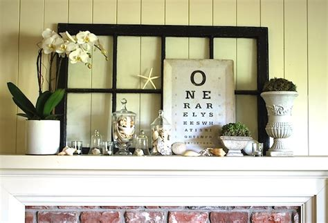 thrifty decorating turn an old window into a pot rack how to turn a vintage window into a mirror