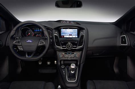 ford focus interior 2016 2016 ford focus rs interior view photo 5
