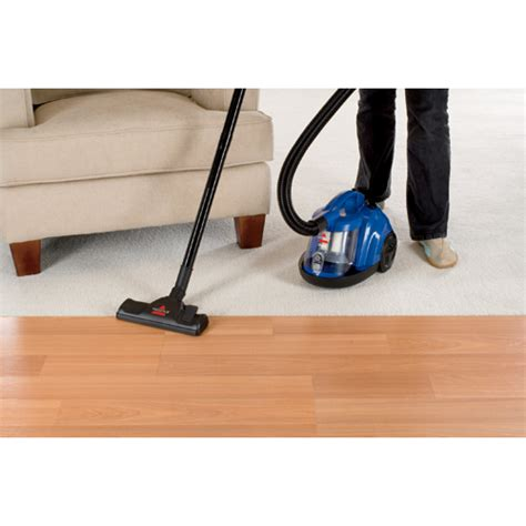 bissell 6489 zing bagless canister vacuum bagless