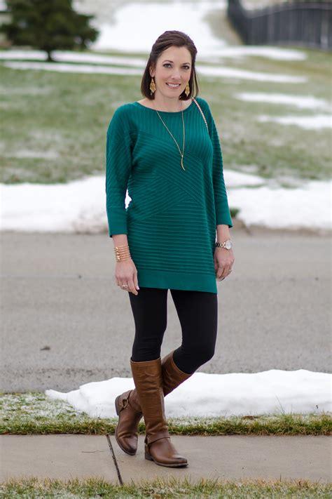 Zumma Tunik Dress tunic sweater with and boots gray cardigan sweater