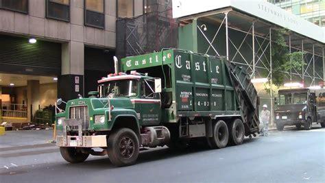truck nyc nyc demolition waste trucks