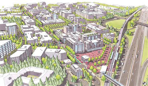 Waterfront Floor Plans overlake village infrastructure planning city of redmond