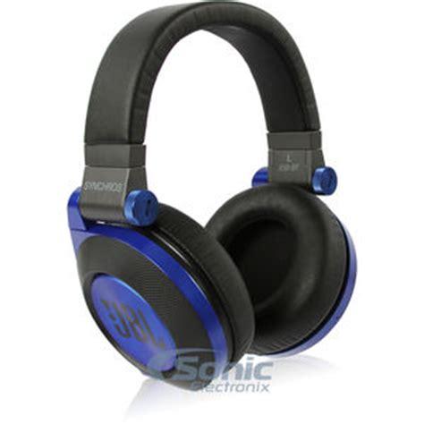 Headset Jbl E50bt Jbl Synchros E50bt Blue E50btblu Ear Bluetooth Wireless Headphones