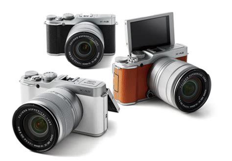 Lcd Kamera Fujifilm harga dan spesifikasi fujifilm x a2 kamera mirrorless