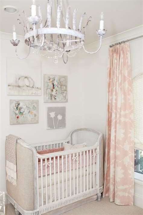 pink drapes for nursery french nursery with pink curtains french nursery