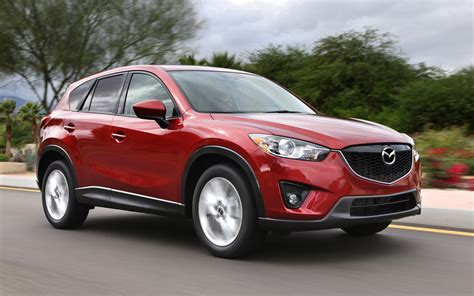 2013 Mazda Cx 5 Front 2013 Mazda Cx 5 Front View In Motion Photo 8