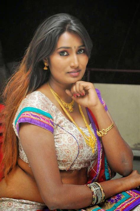 telugu new photos telugu new actress swathi naidu navel show spicy photo shoots