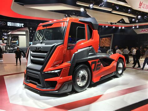 truck races jmc race truck concept concept vehicles trucksplanet