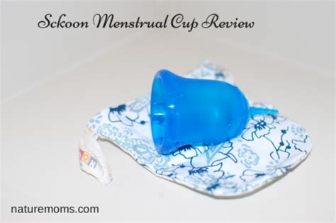 Menstrual Cup Giveaway - sckoon menstrual cup review nature moms blog 187 nature moms