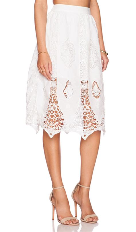 2 Die 4 Marc By Marc Blazing Skirt by Fashion Inspired Midi Skirts In Time For Easter